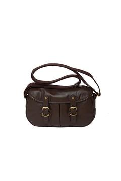 Shoptiques Product: Khaki Satchel