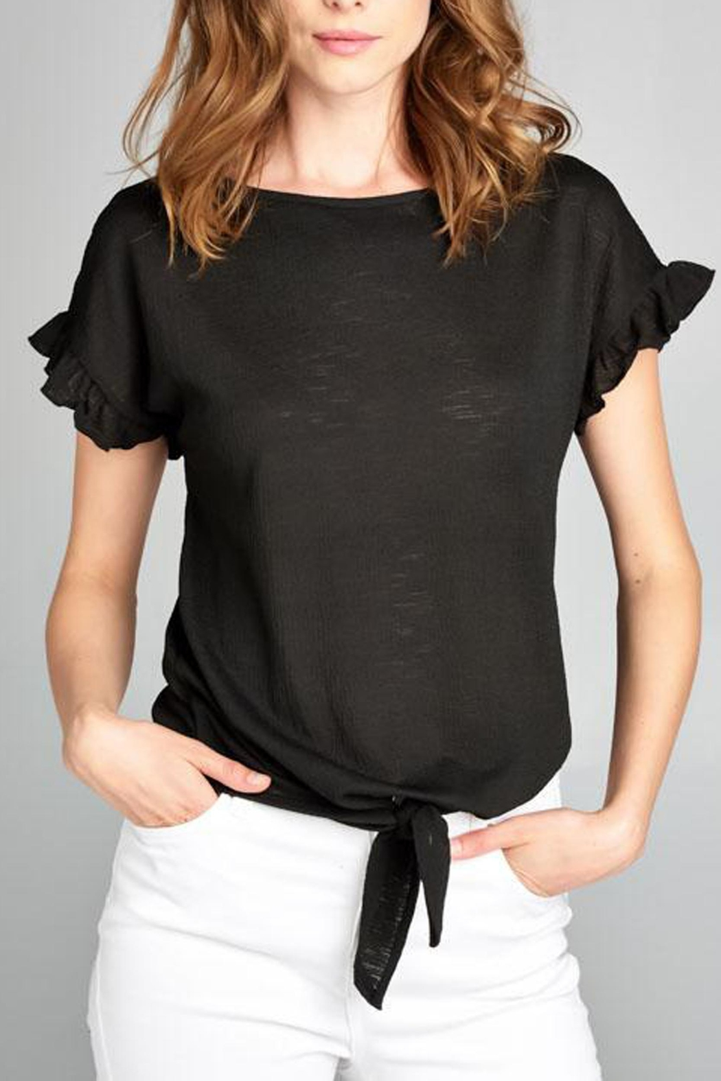 Tresics Upper Eastside Top - Front Cropped Image