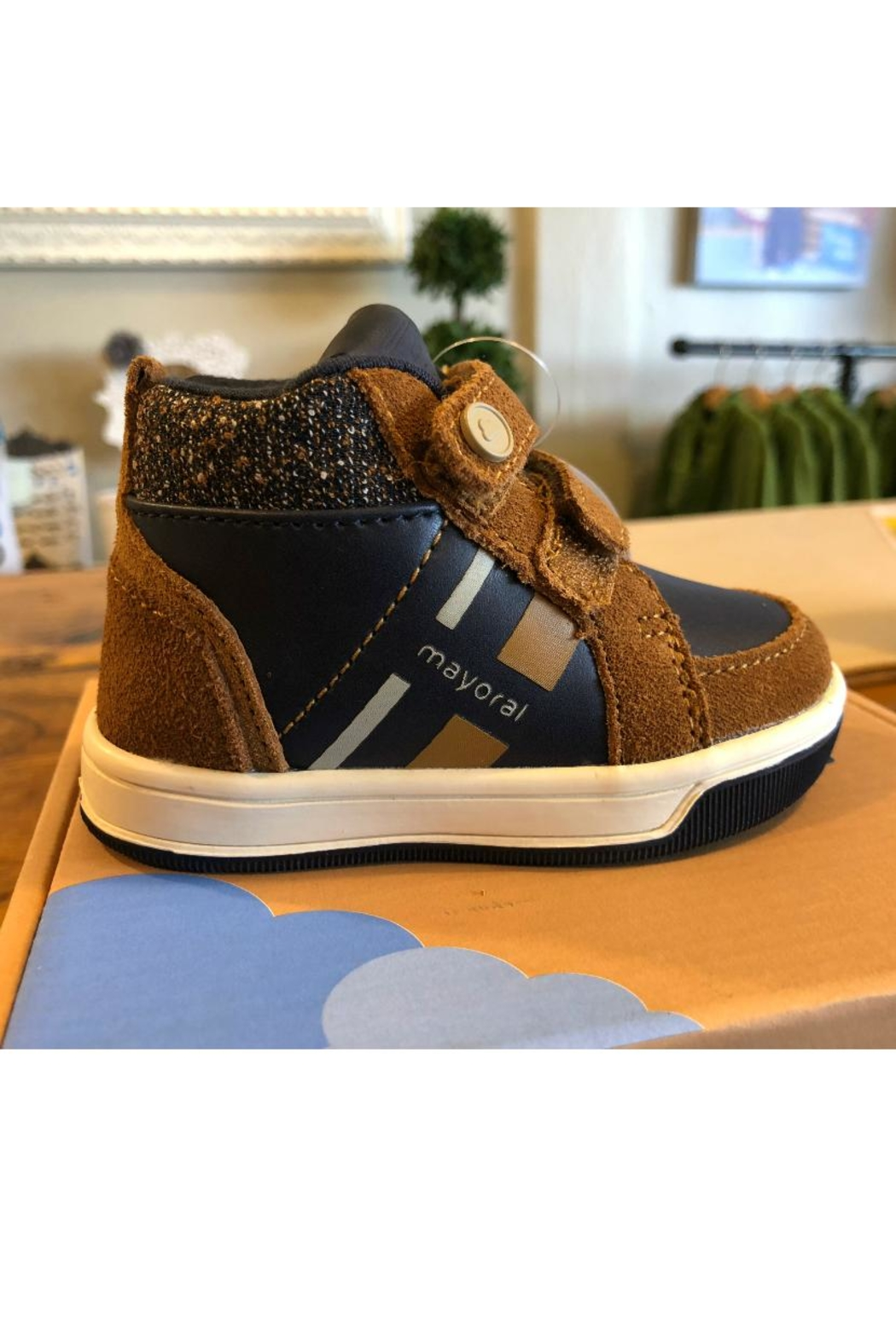 Mayoral Uptown Bootie - Front Full Image