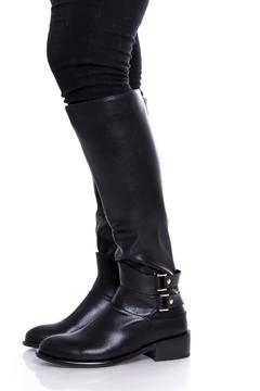 Shoptiques Product: Buckle Black Boot