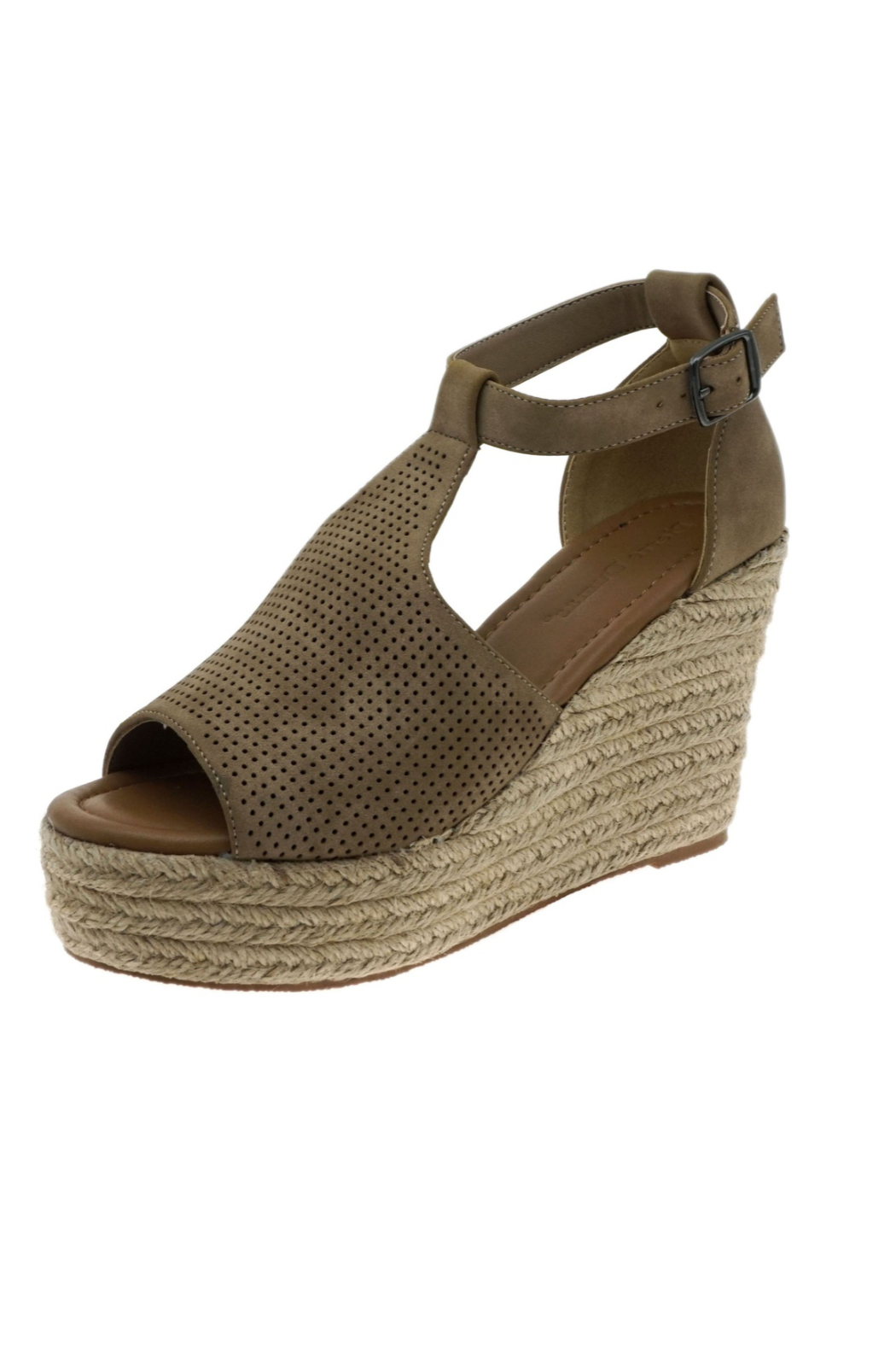 Pierre Dumas Uptown Wedge - Front Cropped Image
