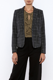 Urban Chic Charcoal Blazer - Product Mini Image
