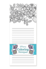 Wellspring Urban Coloring Notepad - Product Mini Image