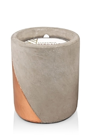 Urban Copper Candle - Front cropped