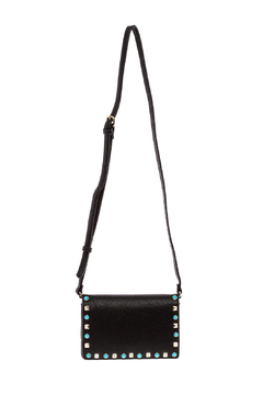 Urban Expressions Black Cross Body Bag - Product List Image