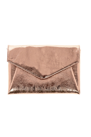 Urban Expressions Bellini Clutch - Front cropped