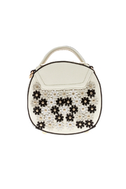Urban Expressions Rosaline Flower Bag - Front cropped