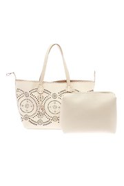 Urban Expressions Perforated Tote - Product Mini Image