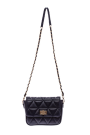 Urban Expressions Quilted Handbag - Product Mini Image
