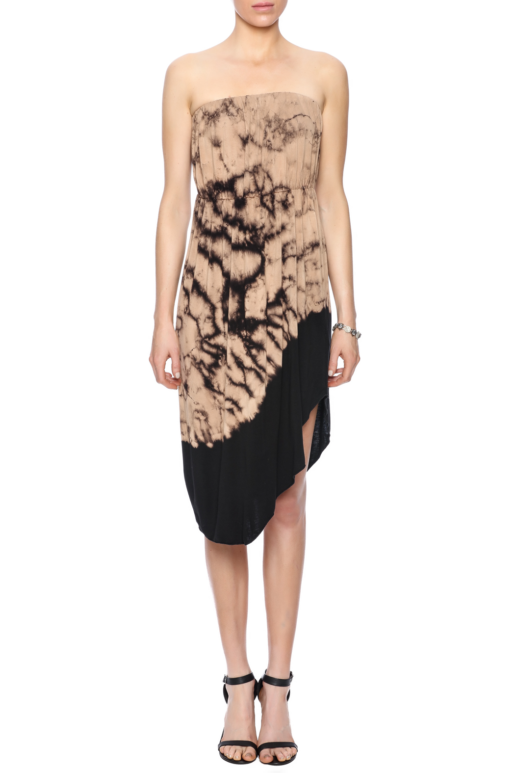 Urban X Tie Dye Dress From Hawaii By Uptown Closet Shoptiques