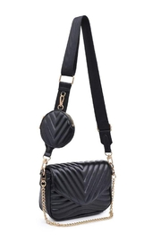 Urban Expressions 2in1 Crossbody Bag - Side cropped