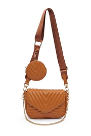 Urban Expressions 2in1 Crossbody Bag - Front cropped
