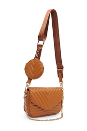 Urban Expressions 2in1 Crossbody Bag - Front full body