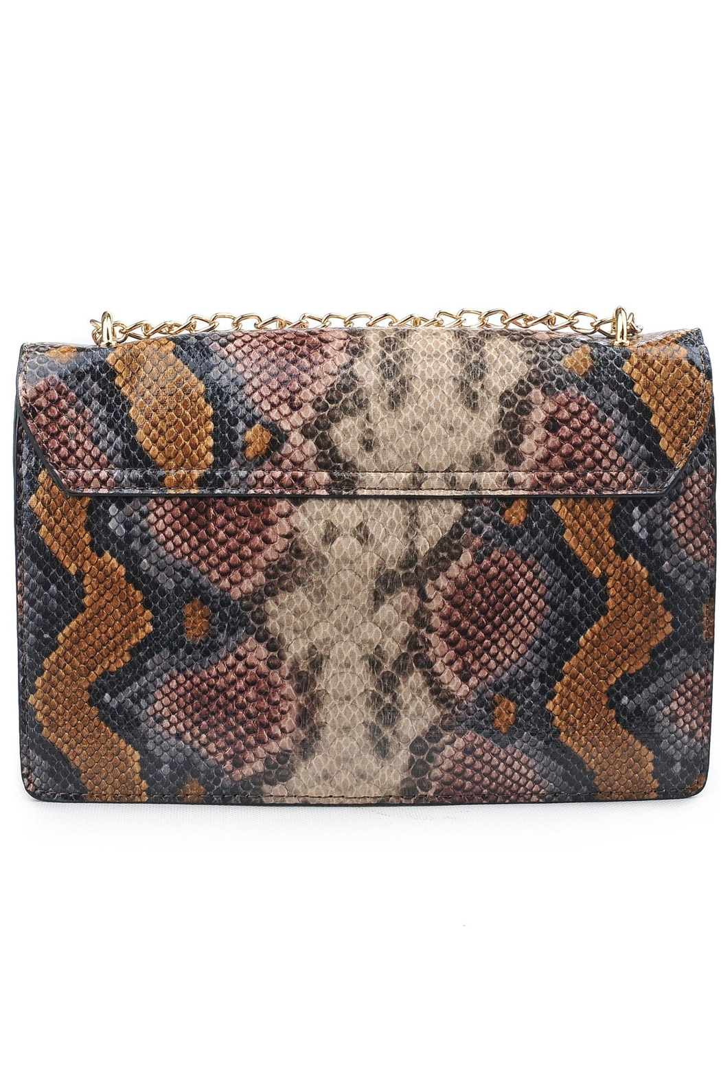 Urban Expressions Adalynn Python Bag - Back Cropped Image