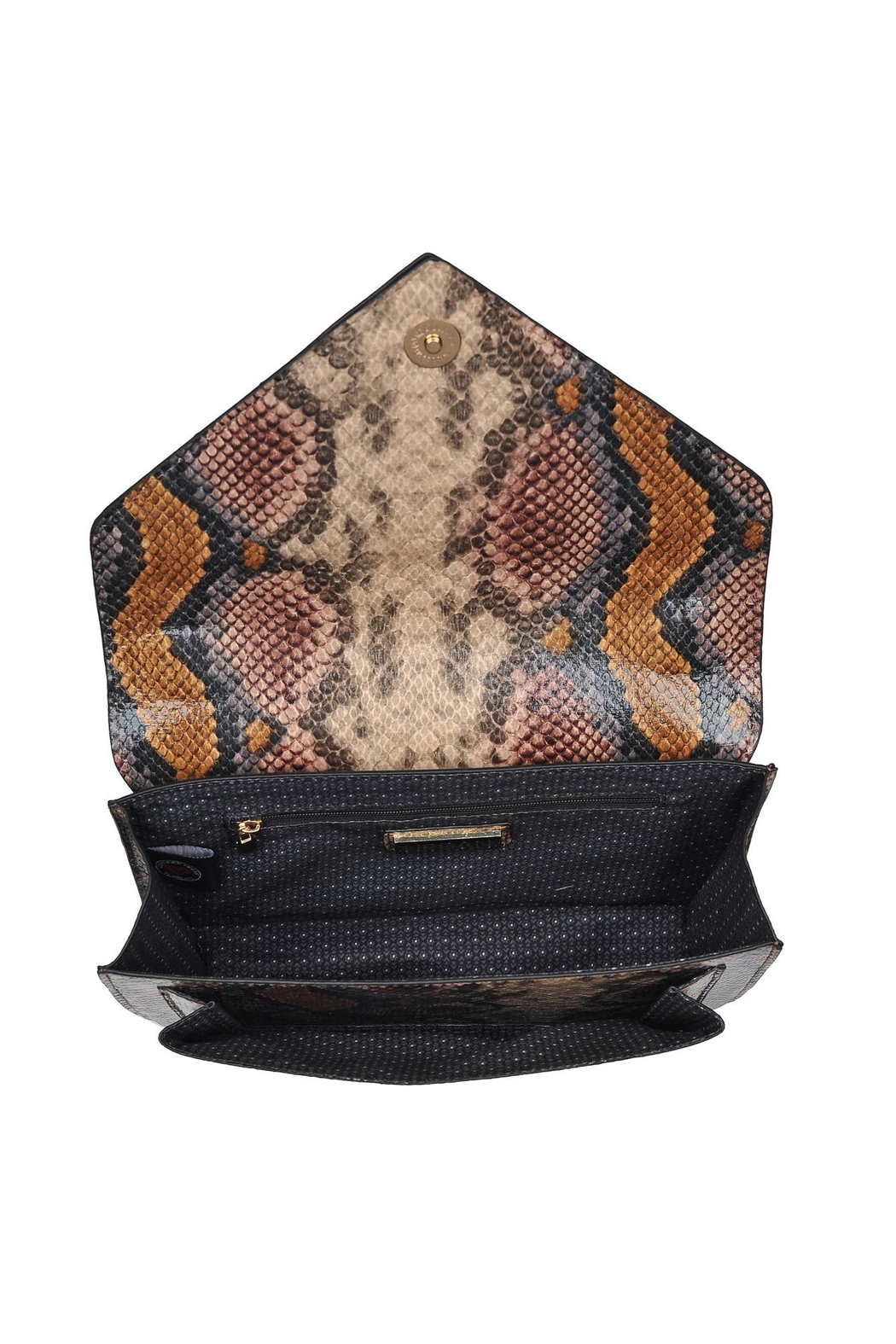 Urban Expressions Adalynn Python Bag - Side Cropped Image