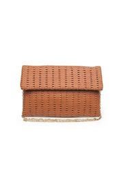 Urban Expressions Addison Woven Clutch - Product Mini Image