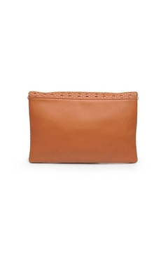 Urban Expressions Addison Woven Clutch - Alternate List Image