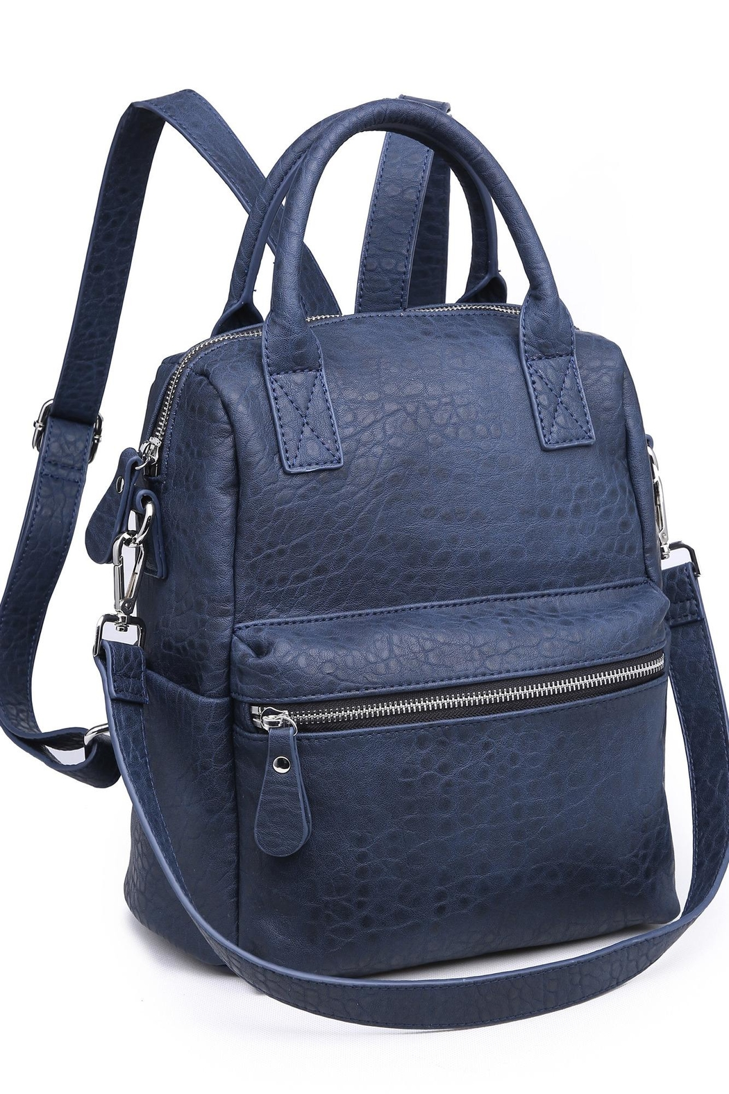 Urban Expressions Andre Textured Backpack - Main Image