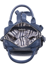 Urban Expressions Andre Textured Backpack - Side cropped