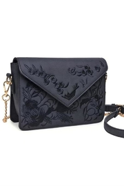 Urban Expressions Arabella Embroidered Crossbody - Product Mini Image