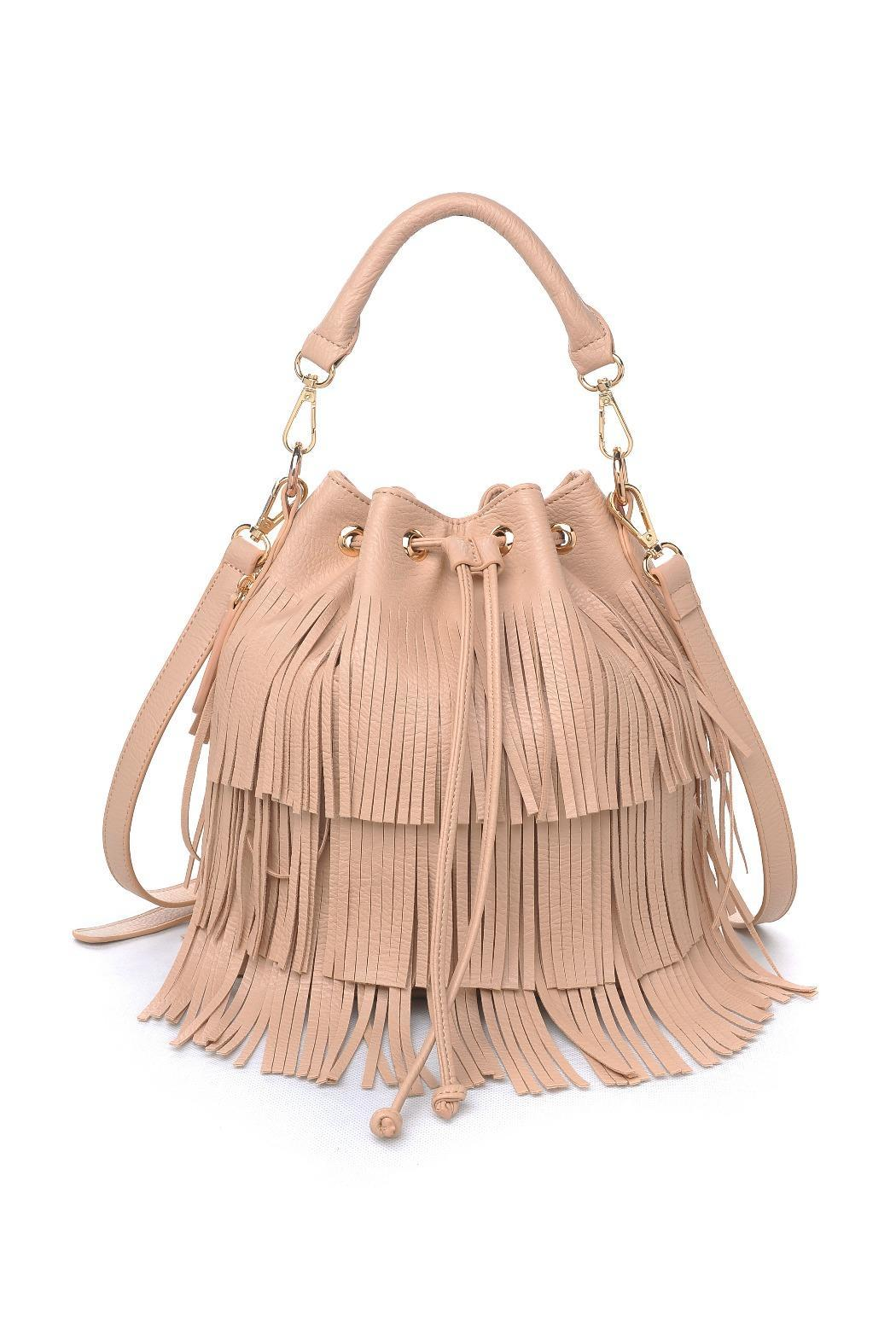 Urban Expressions Arizona Bucket Bag - Front Cropped Image