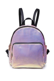 Urban Expressions Astral Iridescent Backpack - Product Mini Image