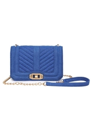 Urban Expressions Austin Denim Crossbody - Product Mini Image