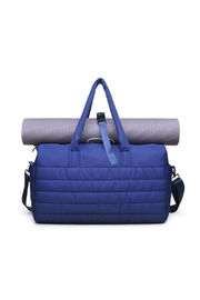 Urban Expressions Balance Duffle Bag - Side cropped
