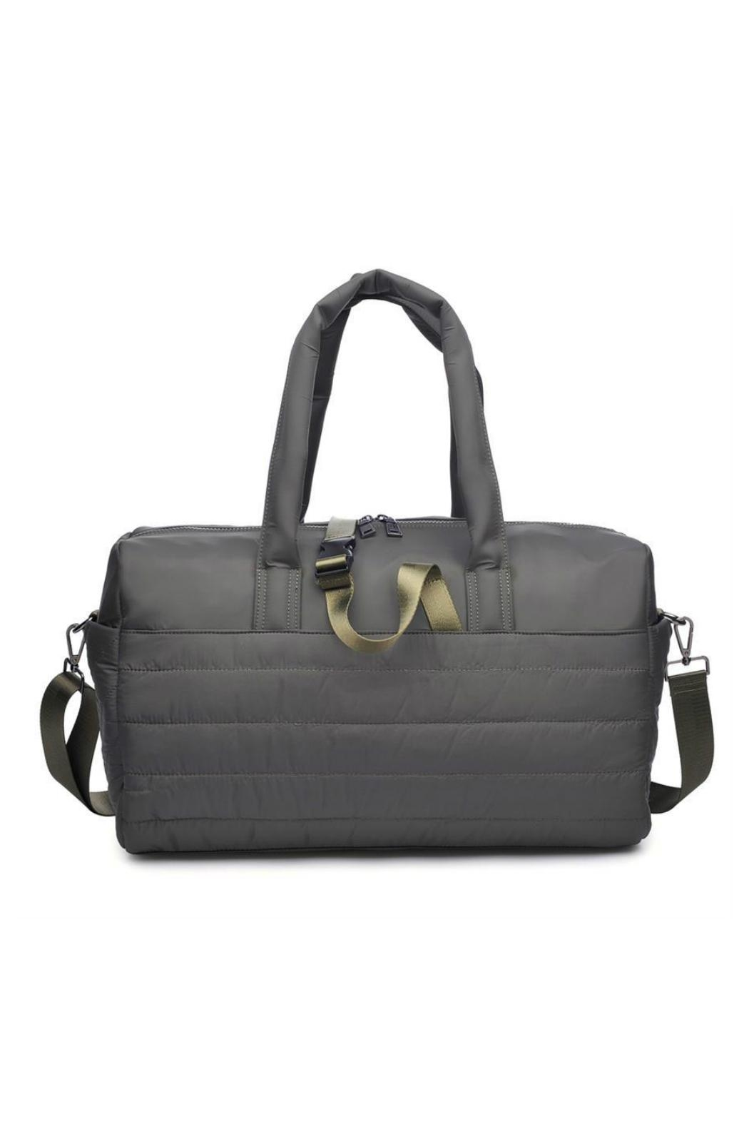 Urban Expressions Balance Duffle Bag - Front Cropped Image