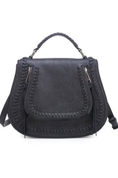 Shoptiques Product: Black Crossbody Bag
