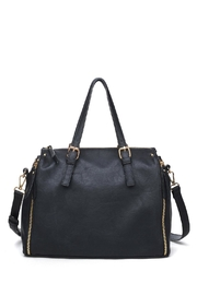 Urban Expressions Black Satchel Bag - Product Mini Image