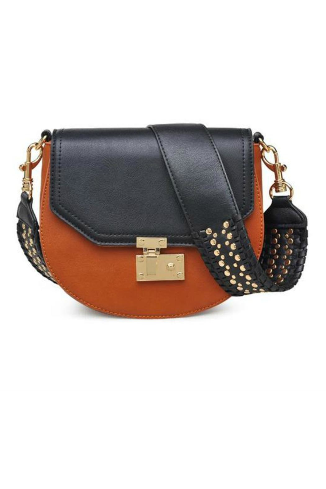 Urban Expressions Brook Saddle Bag - Front Cropped Image