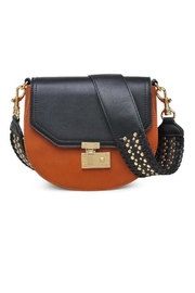 Urban Expressions Brook Saddle Bag - Front cropped