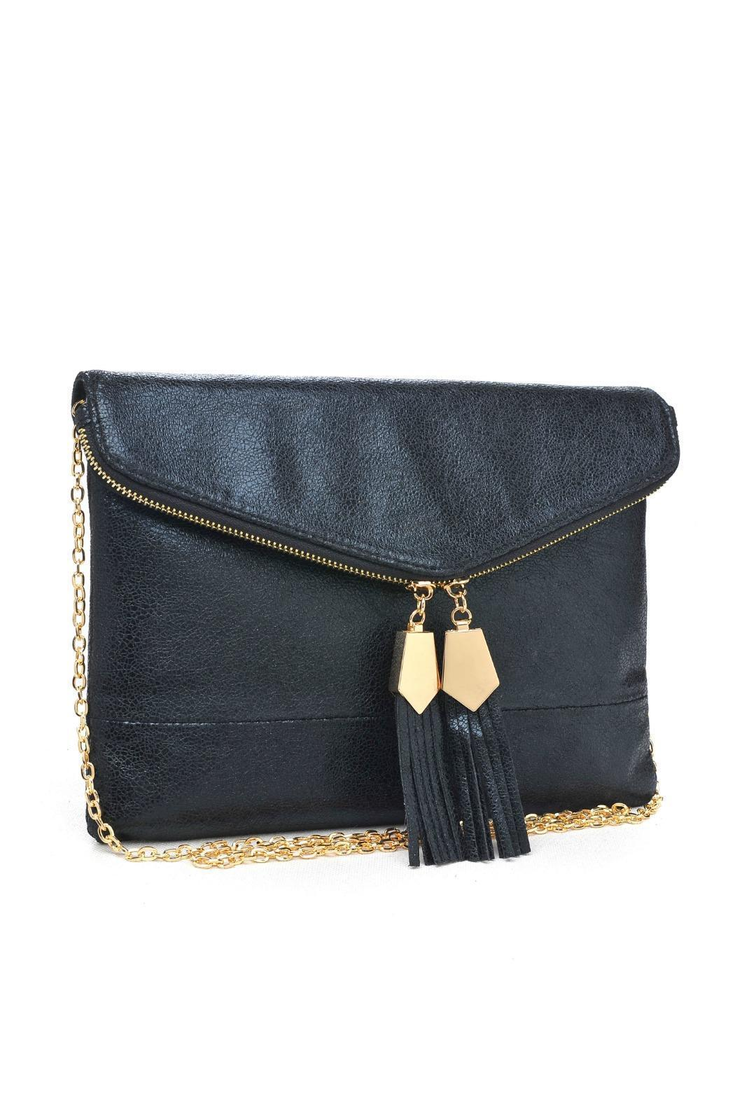 Urban Expressions Brooklyn Envelope Clutch - Back Cropped Image