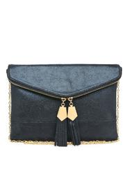 Urban Expressions Brooklyn Envelope Clutch - Front cropped