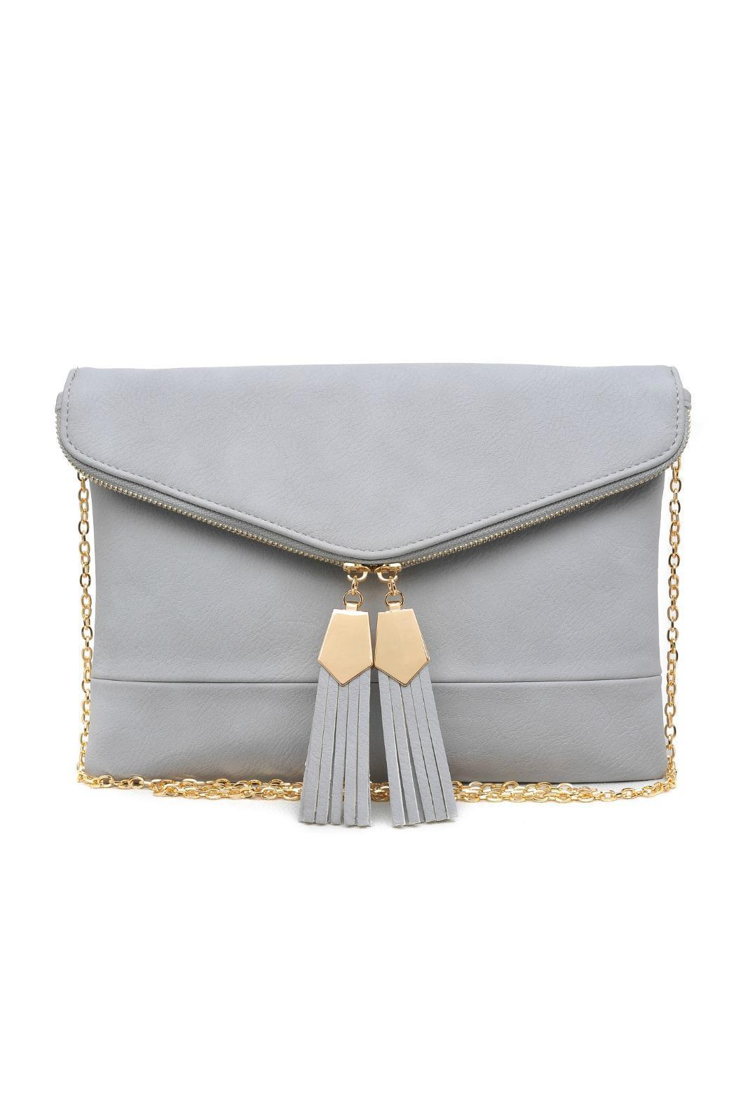 Urban Expressions Brooklyn Envelope Clutch - Main Image