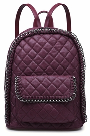 Urban Expressions Caleb Backpack - Front cropped