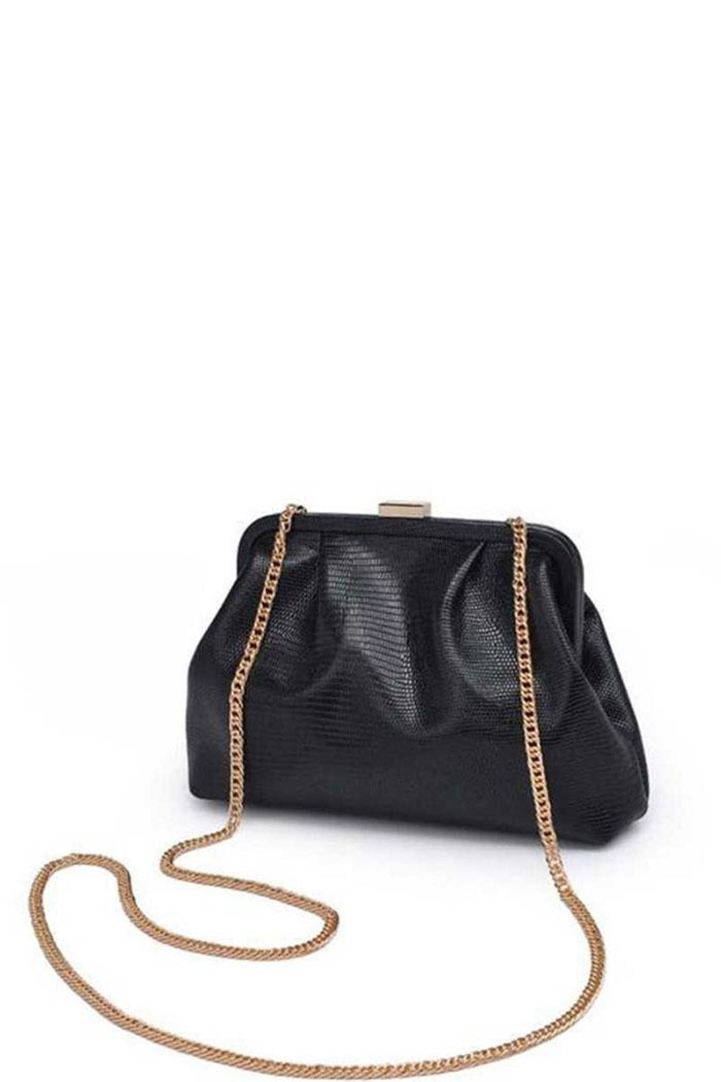 Urban Expressions Clutch Bag With Detachable Chain Strap - Side Cropped Image