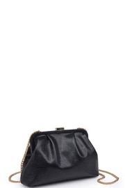 Urban Expressions Clutch Bag With Detachable Chain Strap - Front cropped