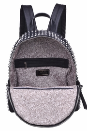 Urban Expressions Cosmos Studded Backpack - Back cropped