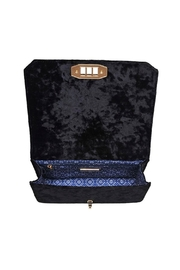 Urban Expressions Crystal Velvet Crossbody - Side cropped