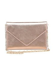 Urban Expressions Daze Envelope Clutch - Front full body