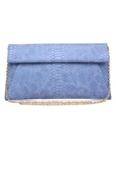 Shoptiques Product: Denim Emilia Clutch