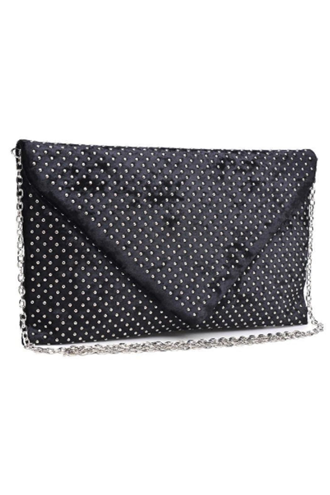 Urban Expressions Elton Clutch - Front Full Image