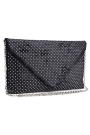Urban Expressions Elton Clutch - Front full body