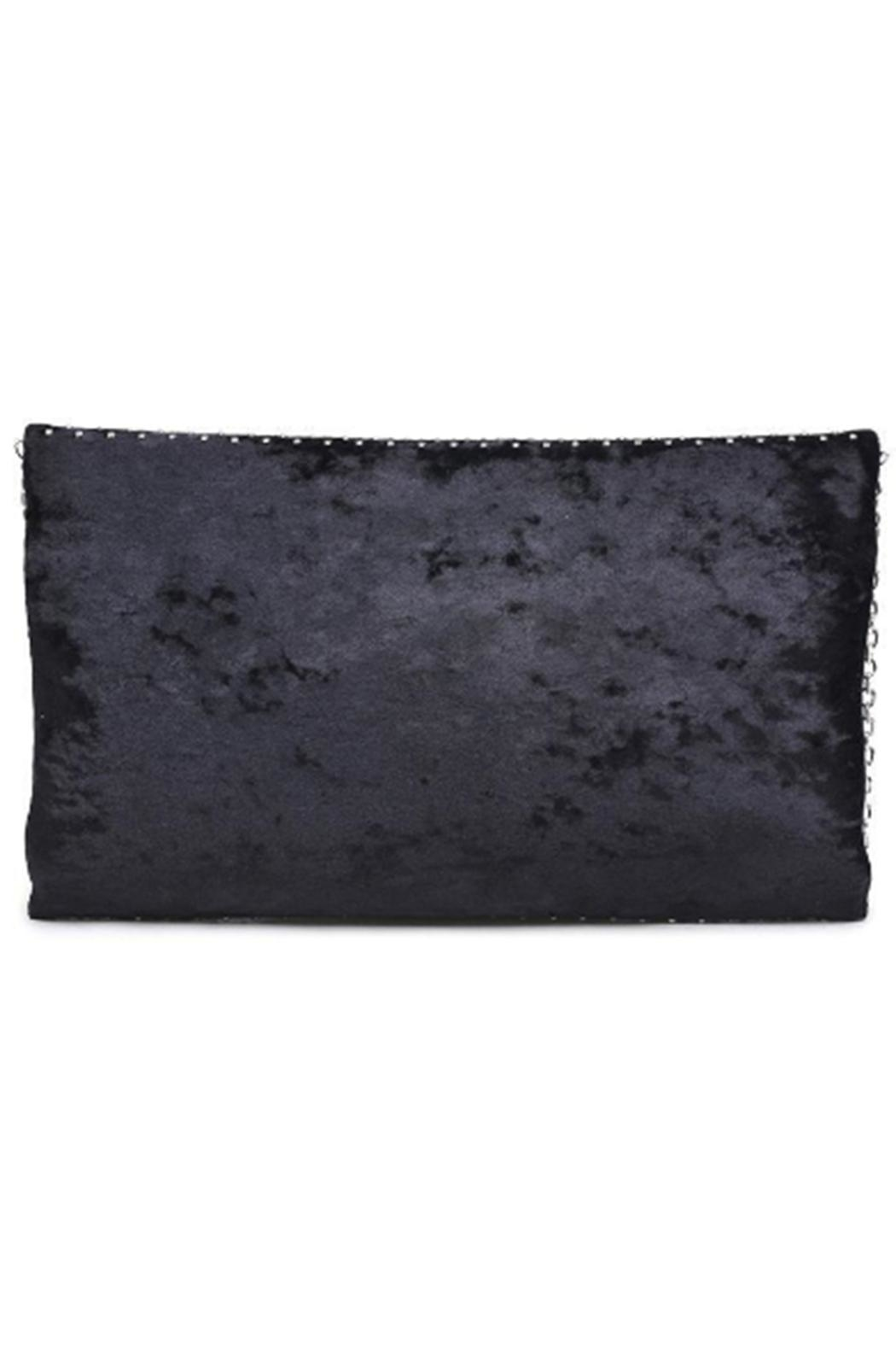 Urban Expressions Elton Clutch - Side Cropped Image
