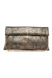 Urban Expressions Emilia Embossed Clutch - Product Mini Image