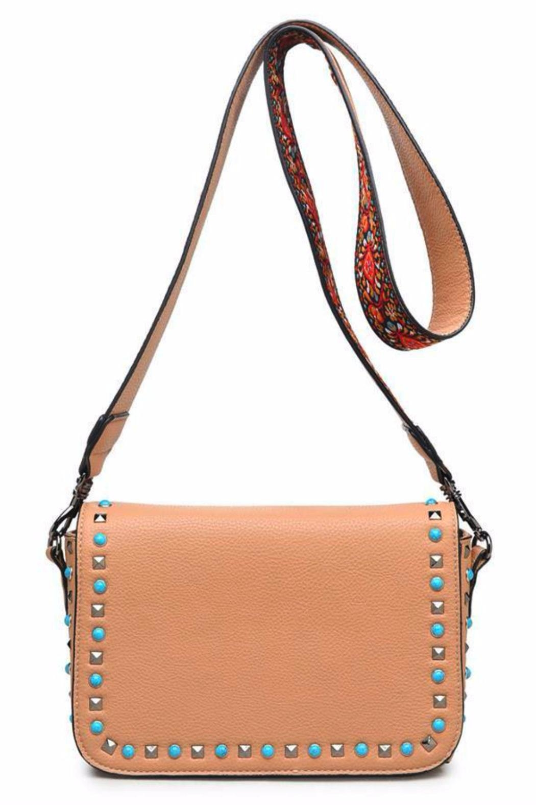 Urban Expressions Faith Crossbody Bag - Front Cropped Image