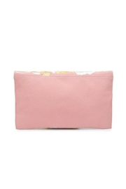 Urban Expressions Florina Clutch - Back cropped