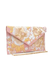Urban Expressions Florina Clutch - Front full body